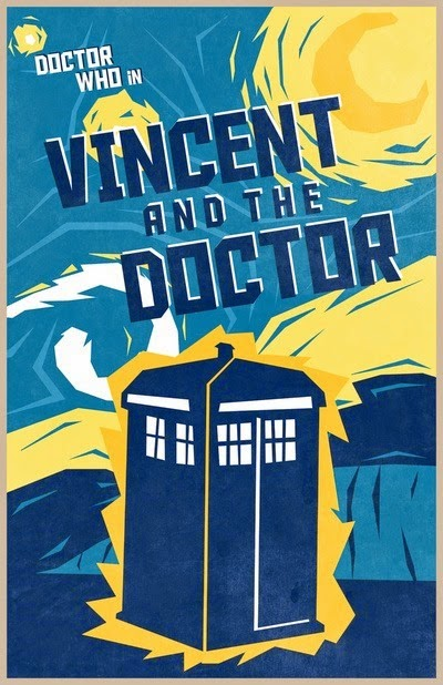 Vincent and the Doctor by Travis English