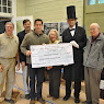 Peekskill Lincoln Depot $100,000 Check Presentation