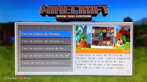 Minecraft360 oferta geekarq