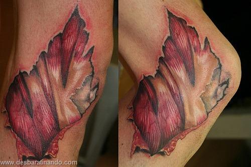 tatuagens ilusoes de otica optica ilusion tatoo desbaratinando  (6)
