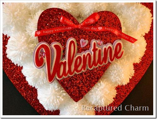 Valentine Heart Frame 087a