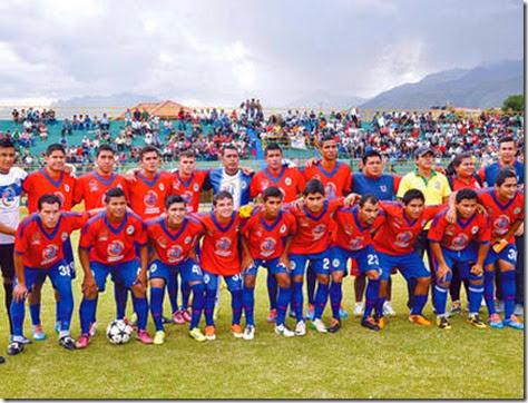 Futbol boliviano 2014