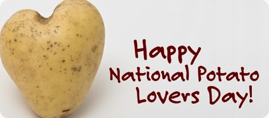 National-Potato-Lover-day