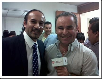 Entrevistando al DT Raúl Gutiérrez 2011