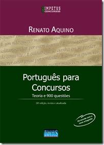 Capa - Português para concursos (FINAL).indd