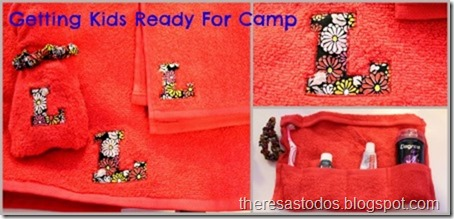 Getting Kids Ready For Summer Camp