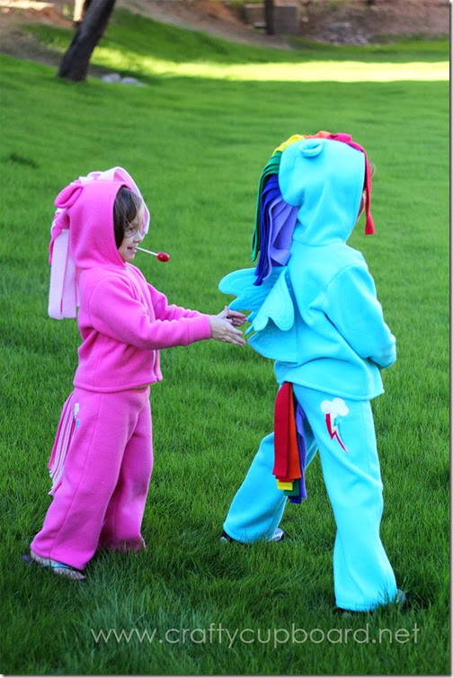 MLP Friends Costume