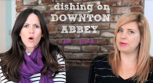 dishing on downton abbey season 3 episode 6