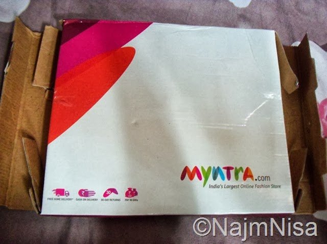 Myntra review