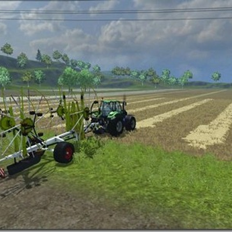 Farming simulator 2013 - Class Liner 4000
