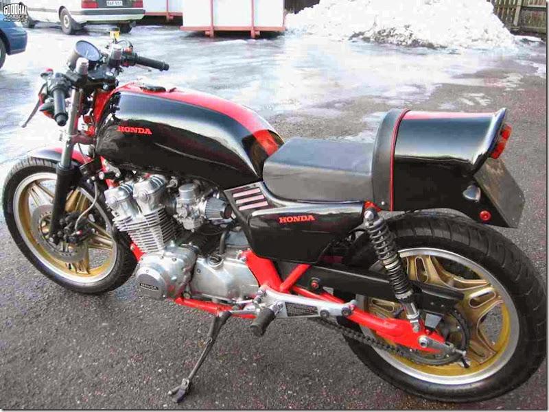 Honda 900BD-CR 3 RESZ