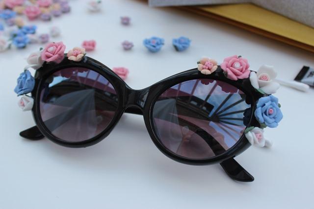 D&G floral sunglassesD&G floral sunglasses