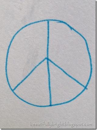 1}Peace