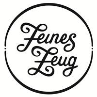 Logo Feines Zeug mit Kreis
