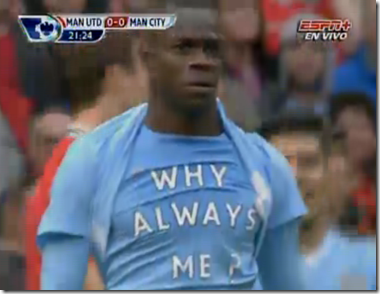 Balotelli Manchester City