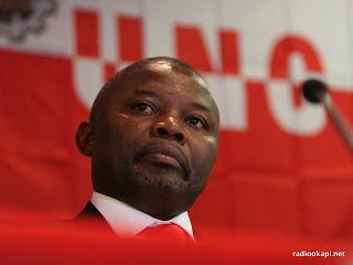 – Vital Kamerhe, président du parti Union nationale pour le Congo en février 2010 à Bruxelles.