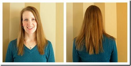 haircut collage