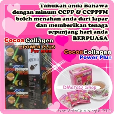 collagen puasa