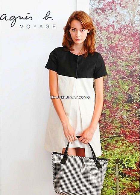 Agnes b. Spring Summer 2012 Voyage Tote Bags ab. Heart logos,  star prints, prints Pouch Wallets Accessories bracelets rings