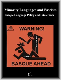 Basque Language Policy and Intolerance Cover
