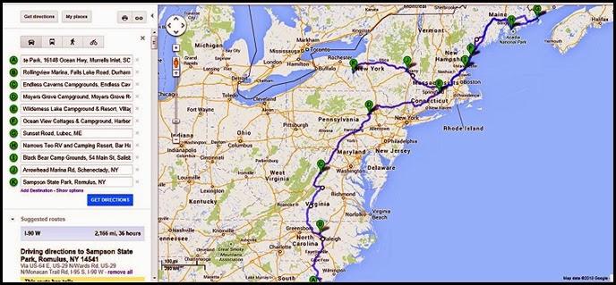 00 - map - summer trip
