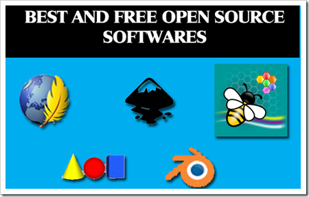 opensource softwares