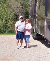 Gregg and Lynette