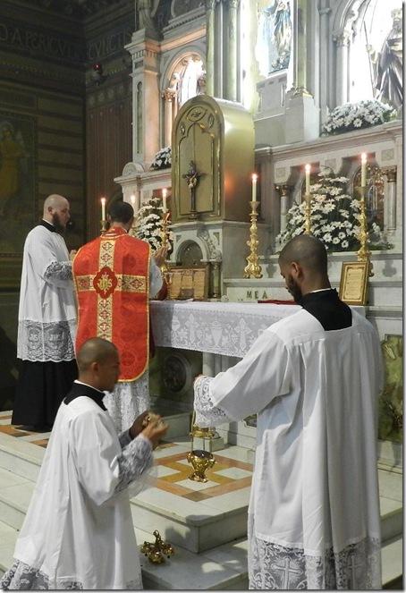 Missa Tridentina 10 anos 129