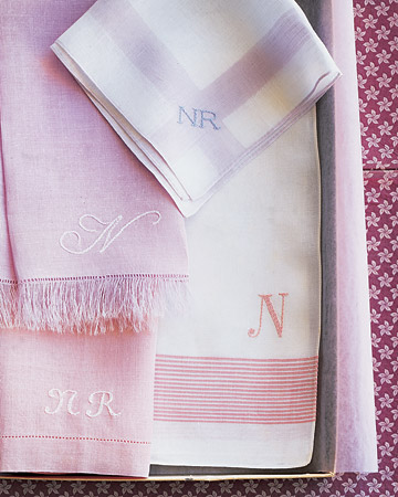 Monograms 101 - Home Design with Kevin Sharkey