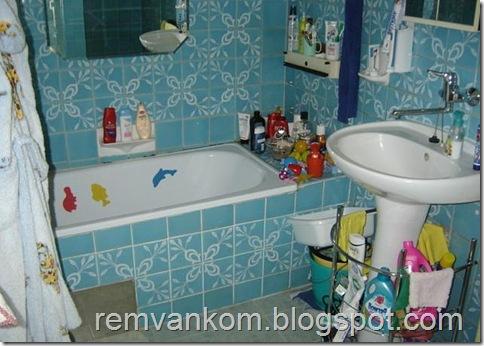 ремонт ванной комнаты и туалета 1