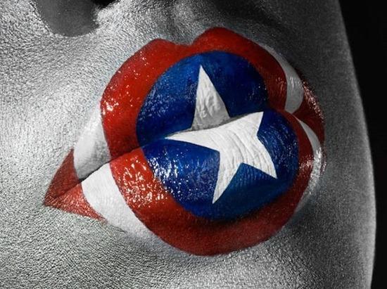Superheróis nos lábios 01