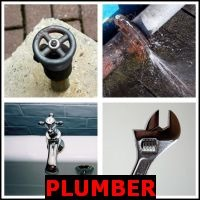 PLUMBER- Whats The Word Answers
