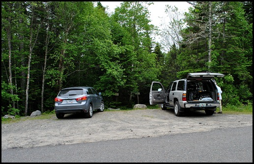 2 - Boot Cove Parking Area