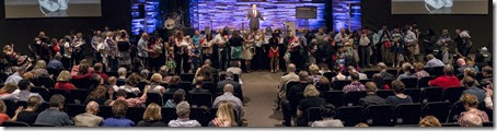 Baby Dedication Pano 1