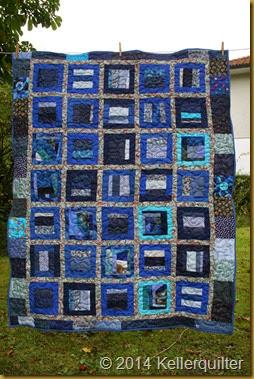 Quilt143-Blau