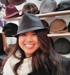 Spring Fedora from The Hat House NY