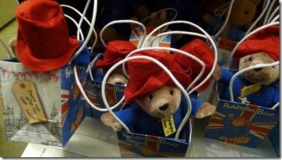 small Paddington bear