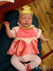 baby sleeping beauty halloween costume
