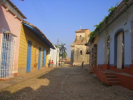 Trinidad, orasul colonial al Cubei