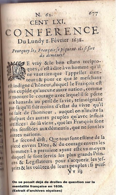 Document sobre los Franceses