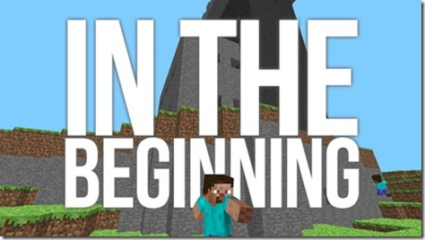 minecraft beginning 01
