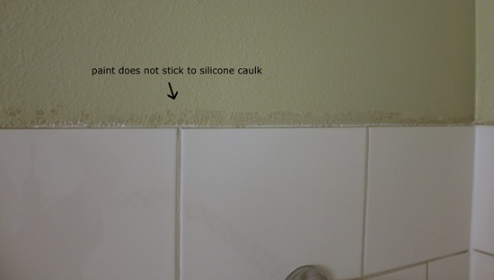 paintable caulk