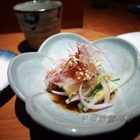 涼拌鱈魚肝 @ 鈴藤酒肴
