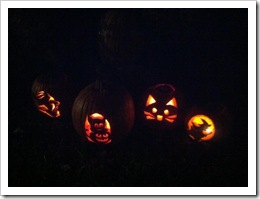 all pumpkins