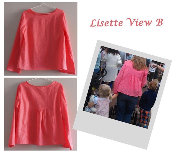 lisette view B