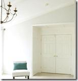 Intall molding around door
