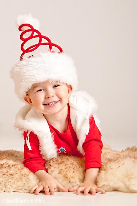 Волшебное Рождество. Новогодние мини-фотосессии. Детский фотограф Ольга Горчичко