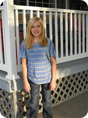 Katie 1st day of middle school (2) (Medium)