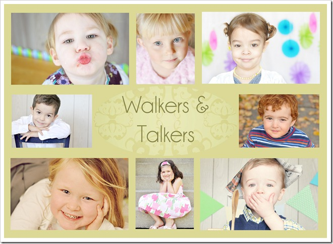 walkers and talkers blog