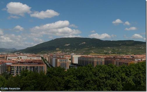 El monte Ezkaba - Pamplona